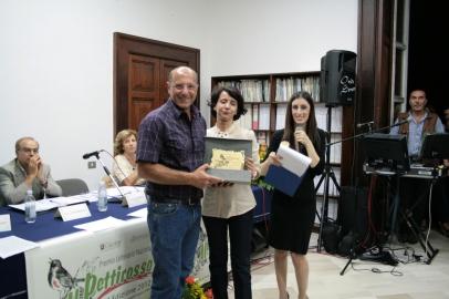 da sinistra Paolo Landrelli, Anna Rita Saccomano e Consuelo Ruggiero