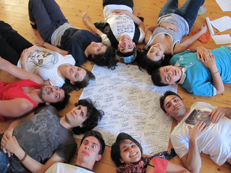 Giovani CIFA - Teatro dell'acquario