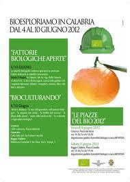 Piazze del bio 2012