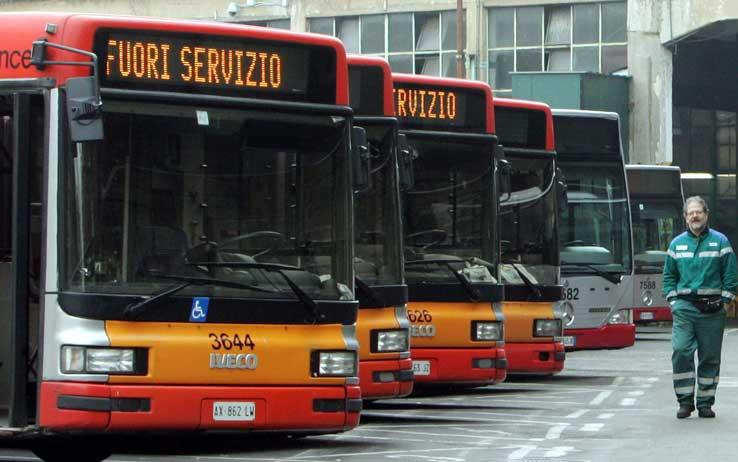sciopero trasporti