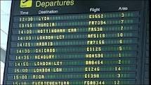 tabellone aeroporto