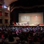7. Premiazione - teatro gremito