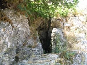 ingresso grotta sant'angelo