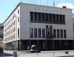 palazzo dei bruzi Cosenza