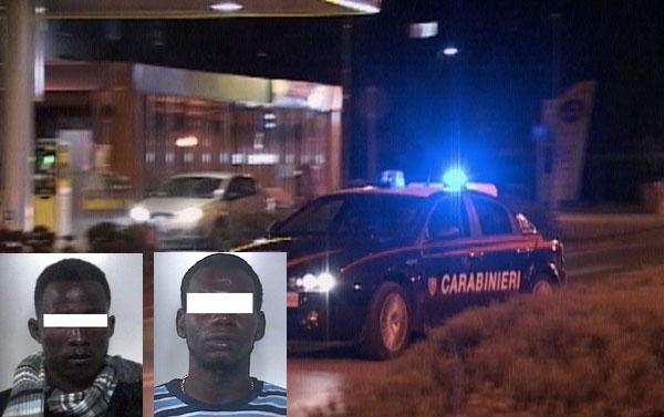 arresto senegalesi