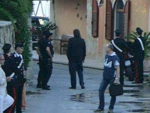 dia carabinieri villa