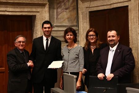 Consegna Premio Paolo Miraglia