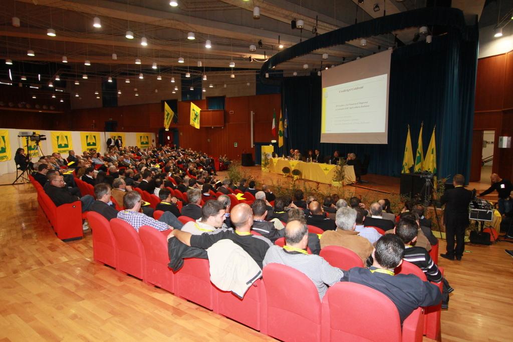 Una immagine del Forum del 2011