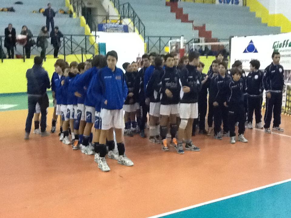 Torneo volley Lauria U 14 Maschile