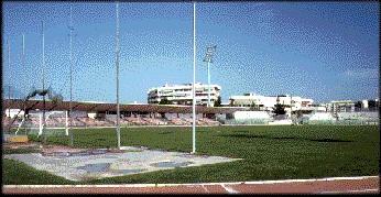 Lo stadio di Barletta