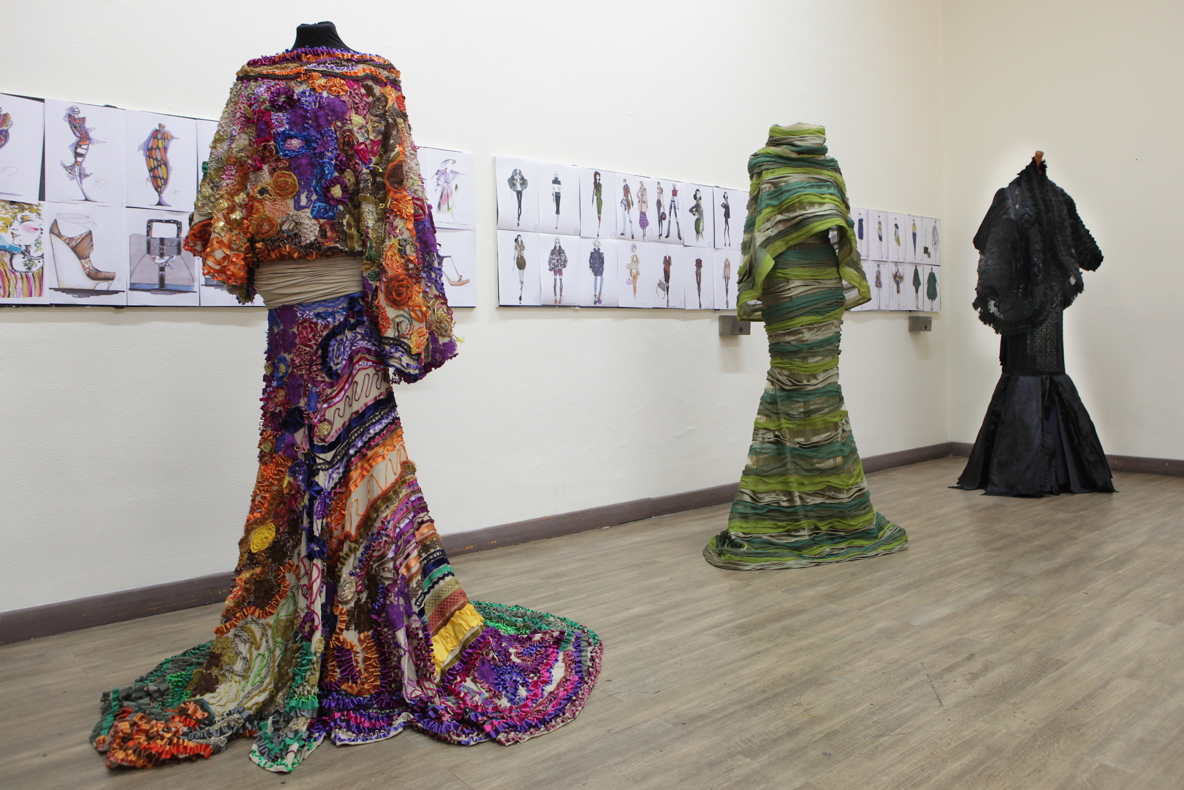 Moda scambio culturale sull 39 asse cosenza toronto for Accademia della moda milano