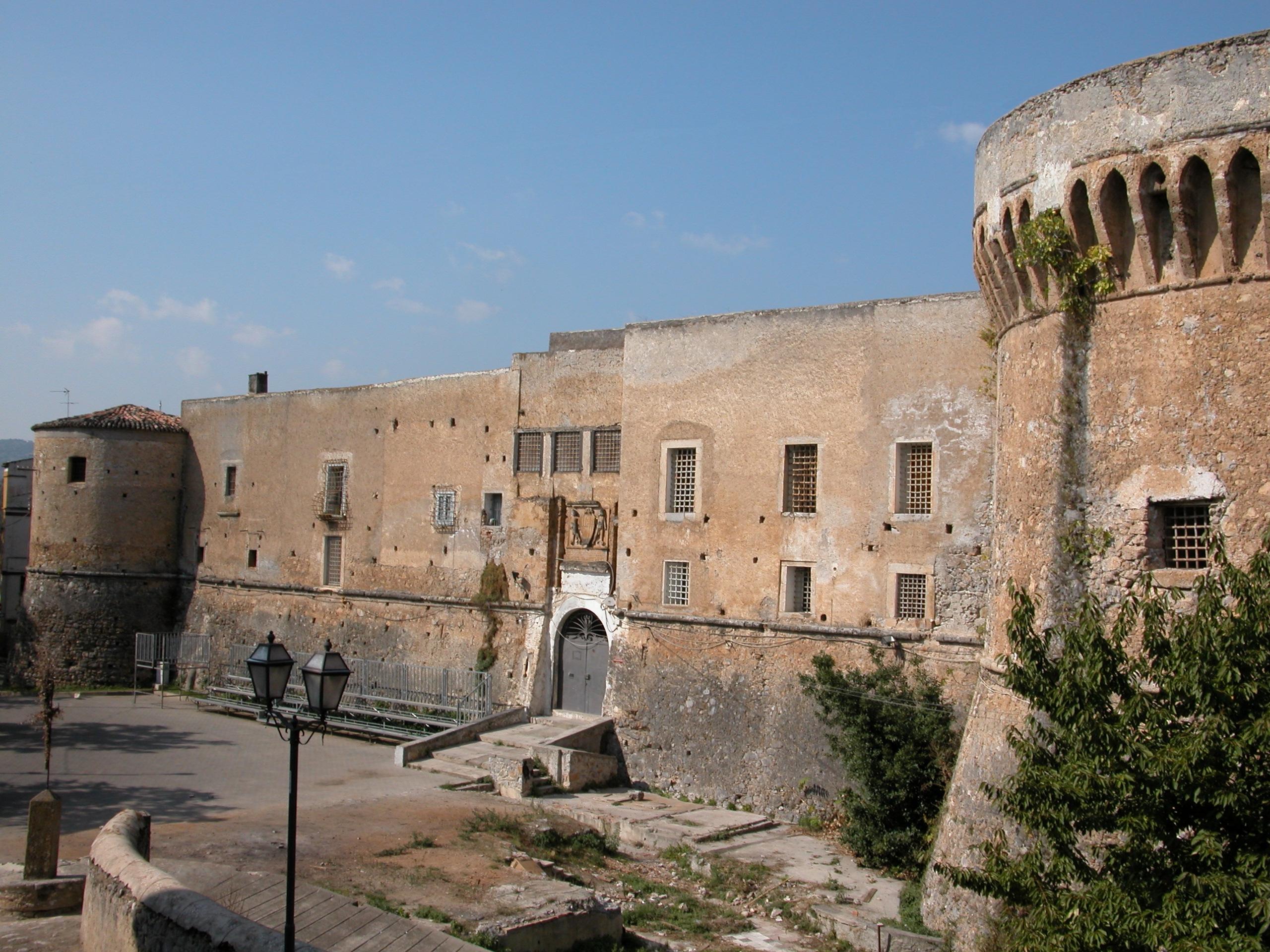 Castrovillari_Castello Aragonese