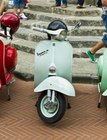 Vespa a Civitella-1