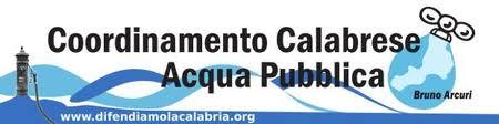 coordinamento calabrese acqua pubblica