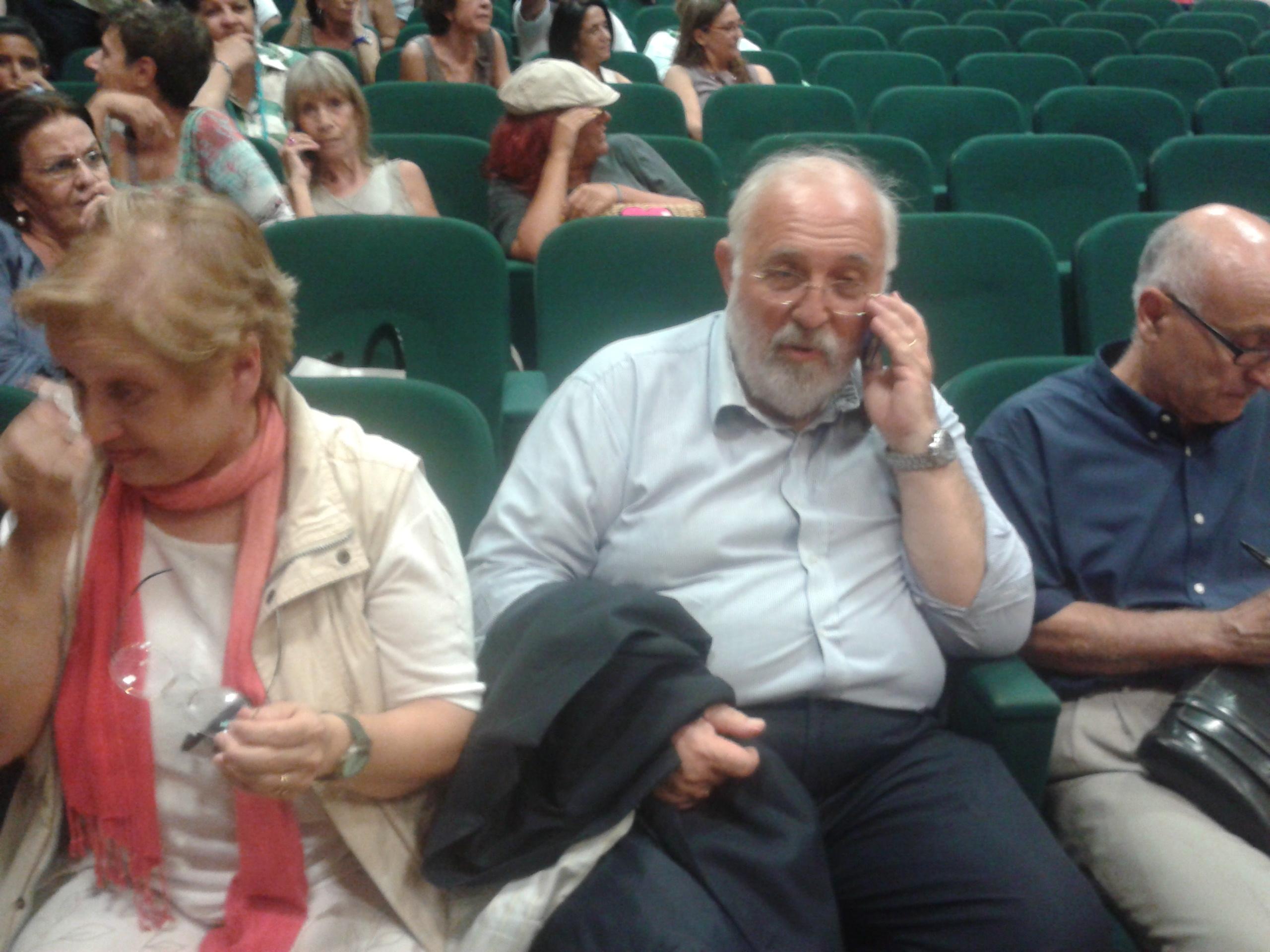 Rettore Unical. Prof. Gino Mirocle Crisci