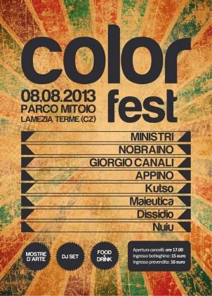 LOGO COLOR FEST+LINE UP