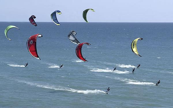 Europei di kitesurf
