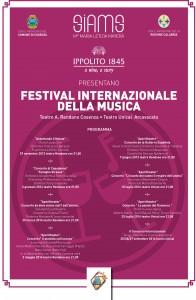 Festival Internazionale della Musica @ Cosenza - Teatro Rendano e Teatro Auditorium UNICAL | Cosenza | Calabria | Italia