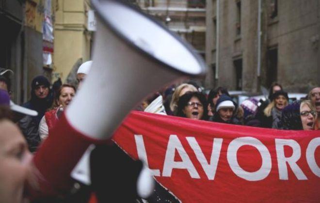 ++ LAVORO: DISOCCUPAZIONE DICEMBRE 11,2%, ANCORA TOP'99 ++