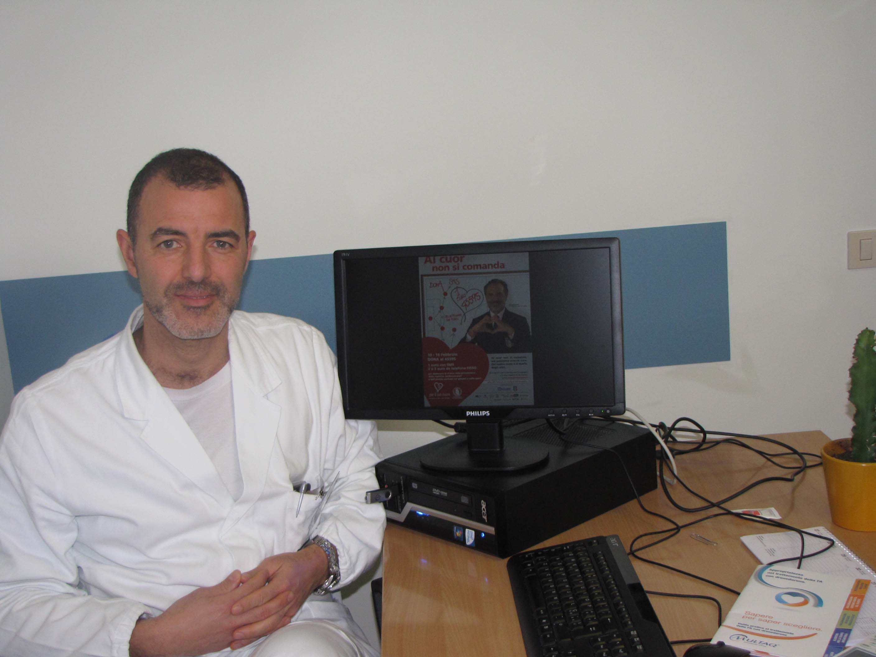 il dottor Roberto Caporale