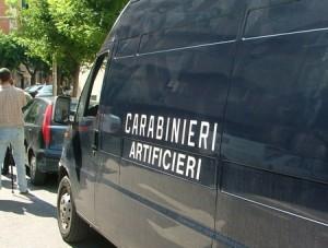 carabinieri artificieri