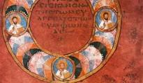 miniatura-Codex Purpureus Rossanensis-Rossano Calabro