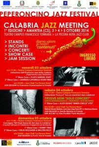 Calabria Jazz Meeting @ Teatro Campus Francesco Tonnara   Amantea   Calabria   Italia