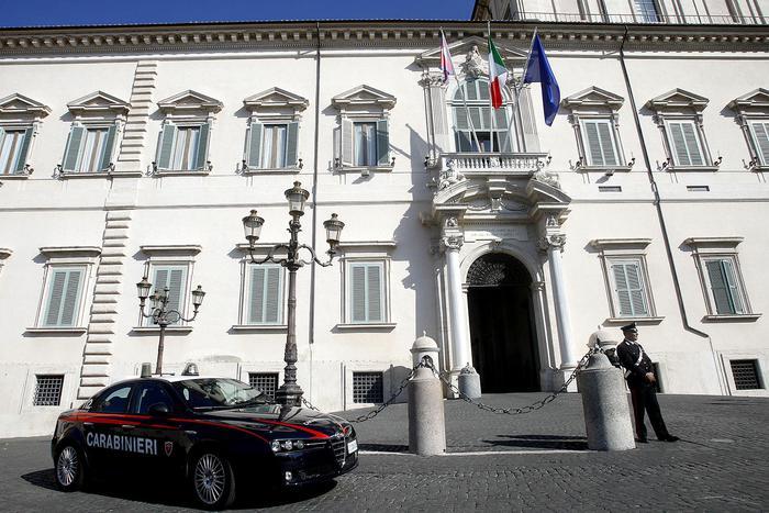 Terminato incontro Napolitano-Renzi al Quirinale