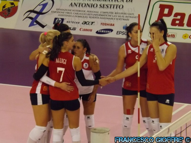SOVERATO VOLLEY 2015
