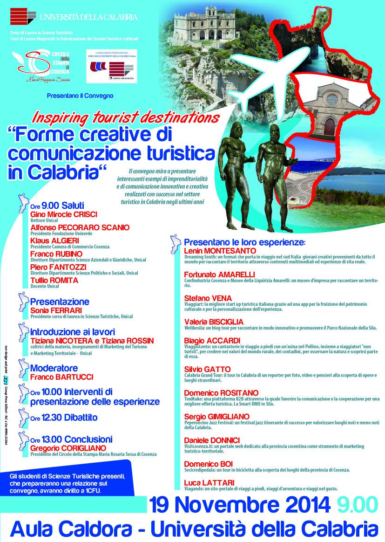 Locandina Bartucci Turismo