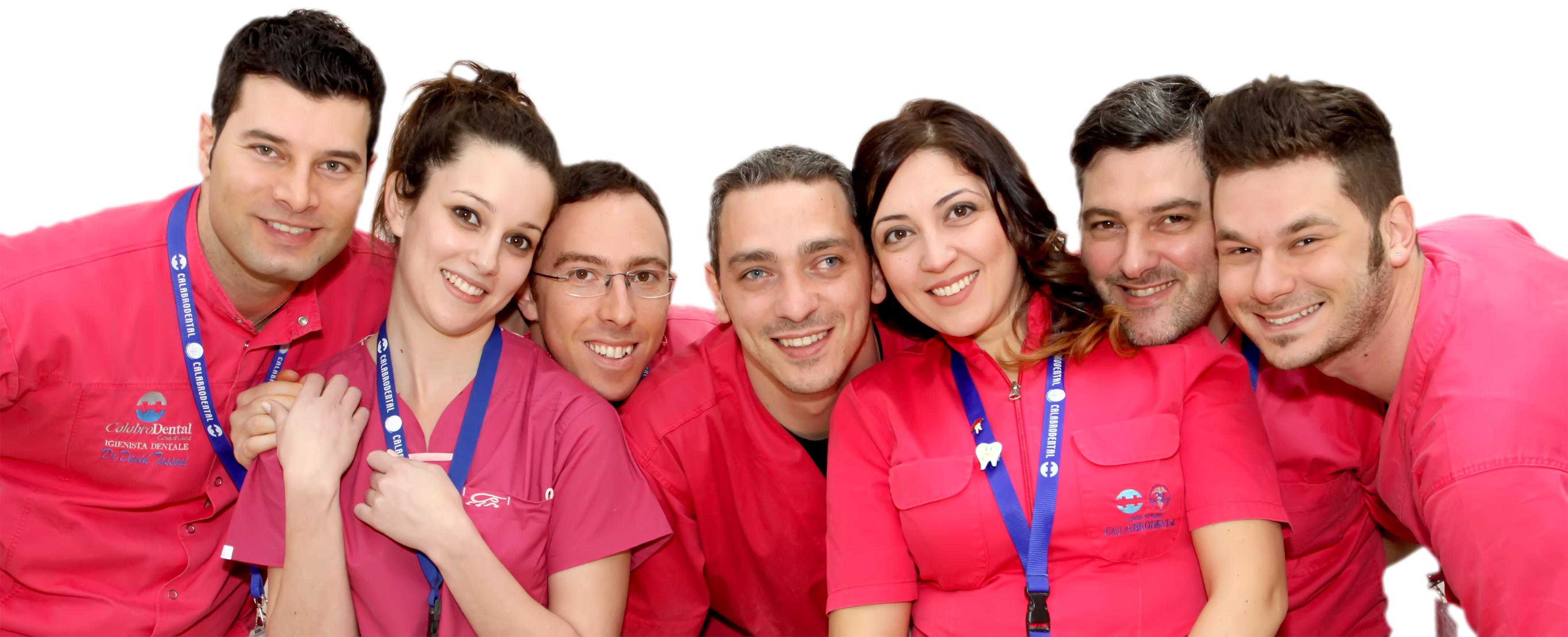 Team di Paradontologia e Igiene Orale_CalabroDental