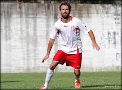 Nella Foto: L'autore del gol, Zangaro