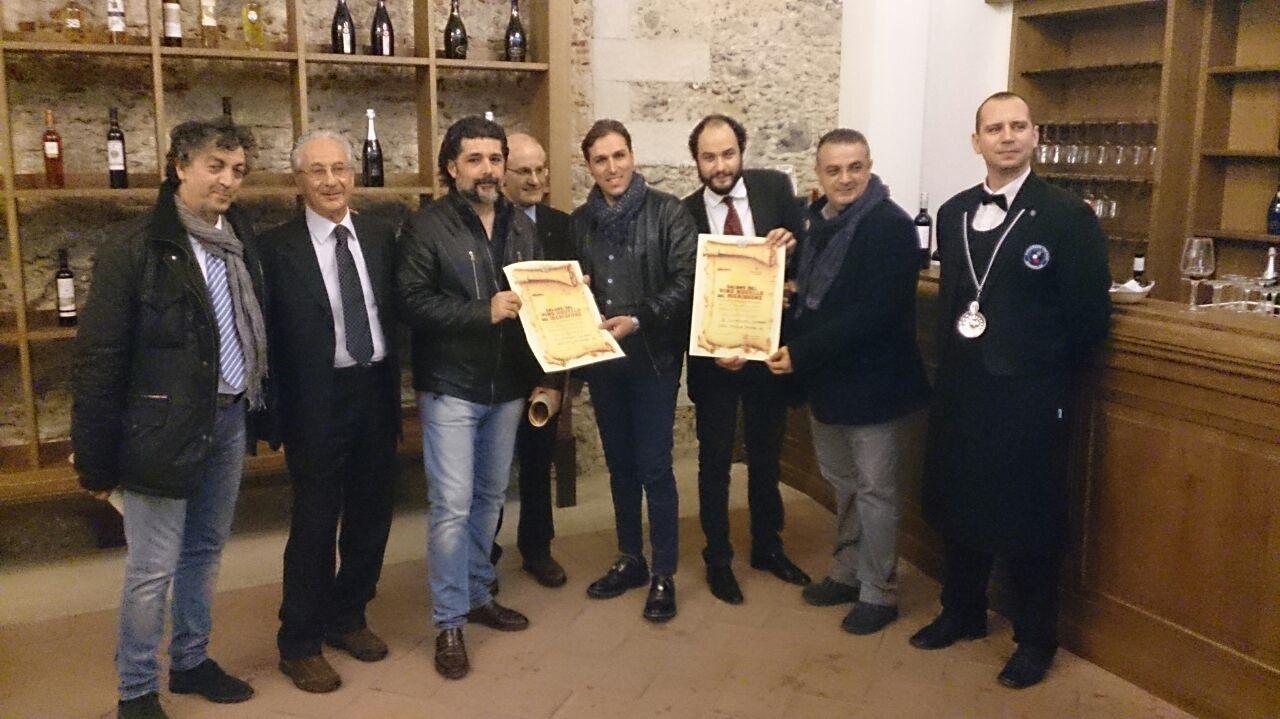 premio_miglior_novello2014 - consegna_pergamenene
