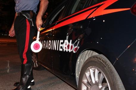 carabinieri pattuglia controlli notturni