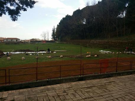 Archeologia: scoperte mura antiche in area archeologica Tiriolo
