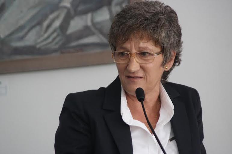 l'Assessore Marisa Chiurico