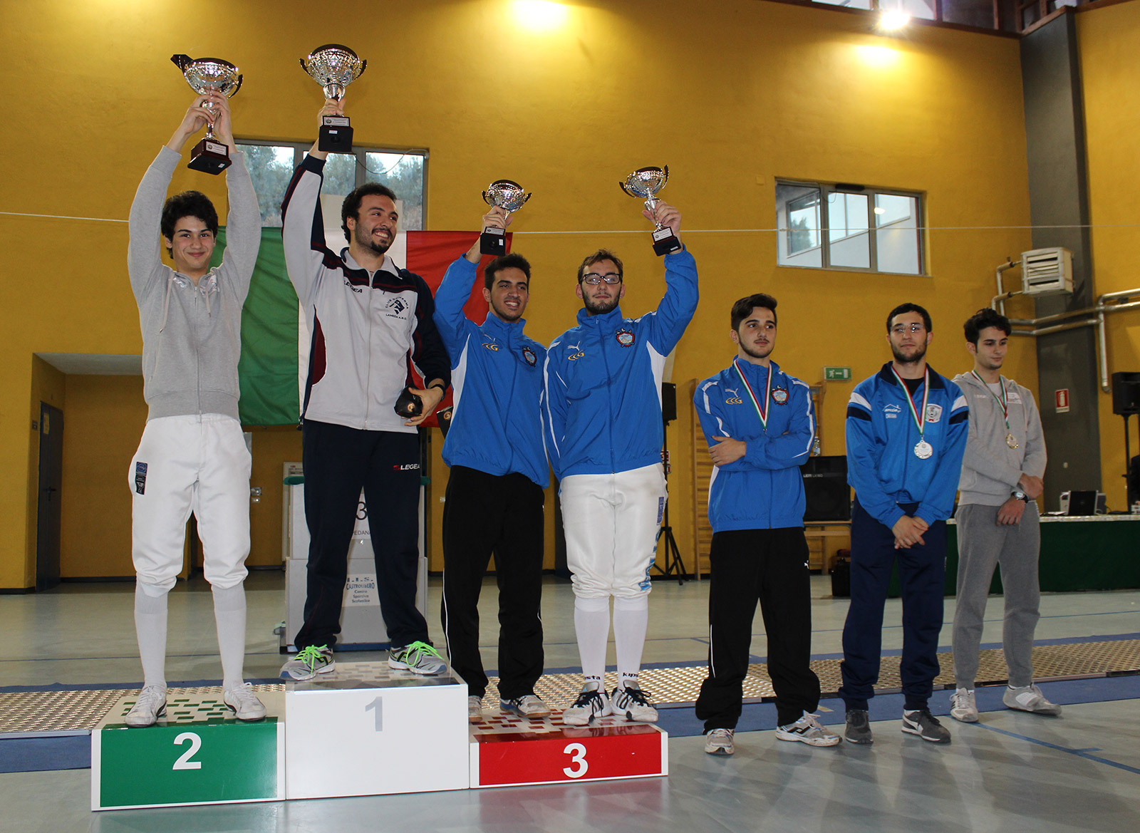 podio-spada-maschile