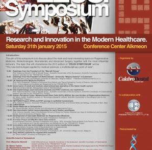 Programma_II Zeusi Symposium 31 Gen 2015