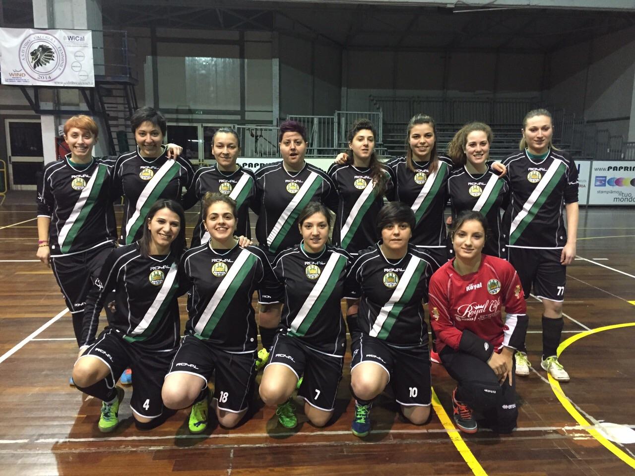 Royal Team Lamezia_calcio a 5 femminile