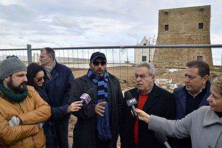 Archeologia: sindaco Crotone a Capo Colonna, verso stop lavori