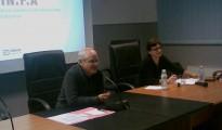 Da sx Giuseppe Tuccio e Maria Furriolo