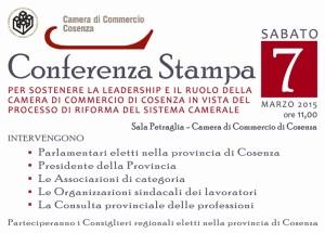 Invito CCIAA Cosenza - cc