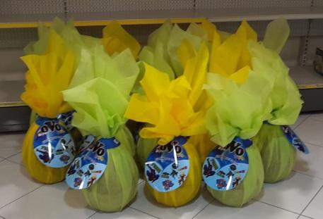 Pasqua: guardia di finanza Cosenza sequestra uova-giocattolo contraffatte