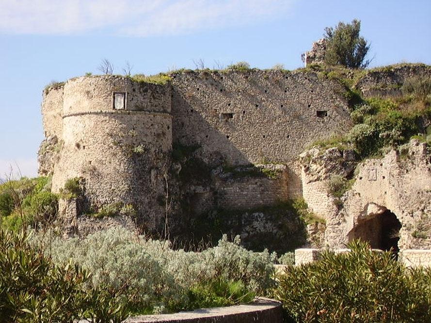 Gerace_Castello Normanno