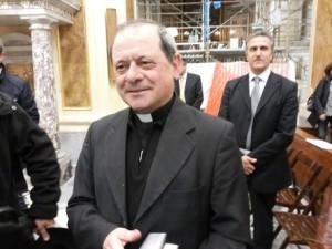 Mons. Francesco Oliva, nuovo vescovo di Locri-Gerace