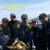 Salvato da Guardia finanza esemplare di tartaruga Caretta-Caretta tratto mare Palmi