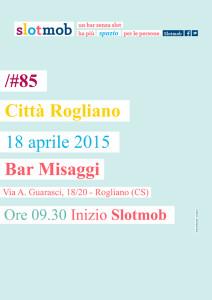 slotmob Rogliano