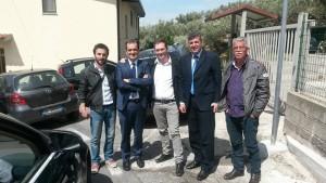 Dardano - Bruno - Gallelli - Mauro - Giampà