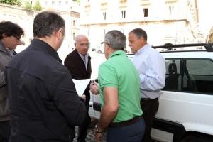 SOCCORSO ALPINO CERCHIARA CONSEGNA AUTO (3)