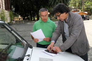 SOCCORSO ALPINO CERCHIARA CONSEGNA AUTO (7)
